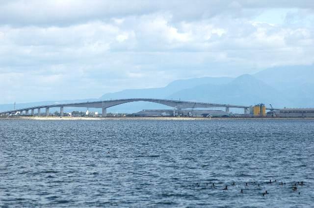 江島大橋〒684-0072 鳥取県境港市渡町 0859-44-2111